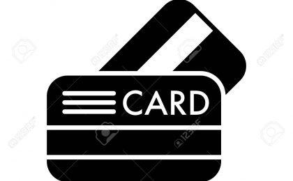 tarjeta de pago